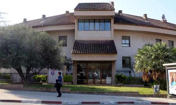 Olesa - La Bustia - residencia Santa Oliva
