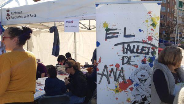 Sant Andreu - La Bustia - 8M 3