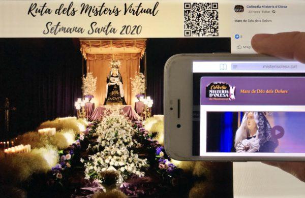 La Bustia Rura Misteris Olesa visita virtual