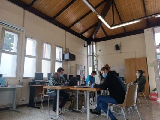 La Bustia recollida eines digitals Castellvi