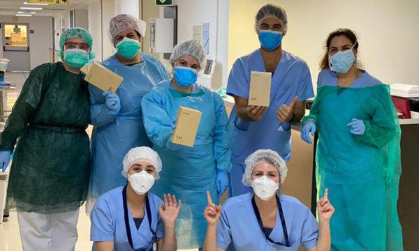 Martorell - La Bustia - hospital coronavirus