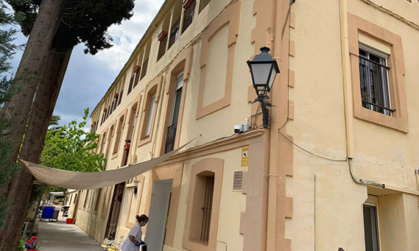 Martorell - La Bustia - residencia Anoia