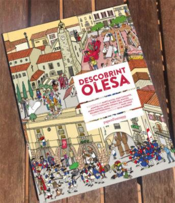 Olesa - La Bustia - llibre descobrint olesa