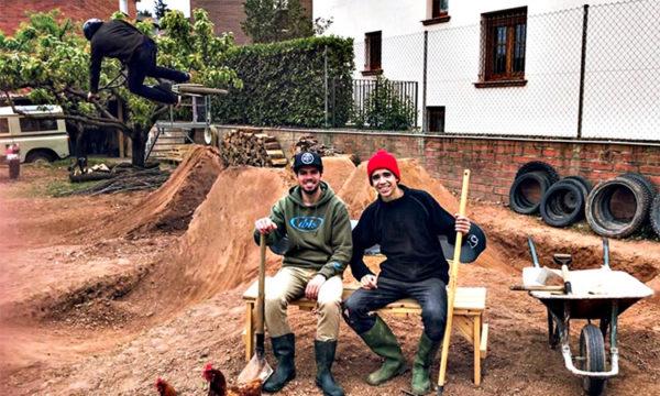 Sant Andreu - La Bustia - BMX 1