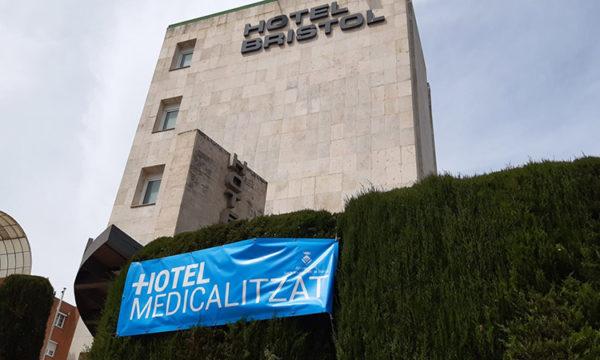 Sant Andreu - La Bustia - hotel bristol