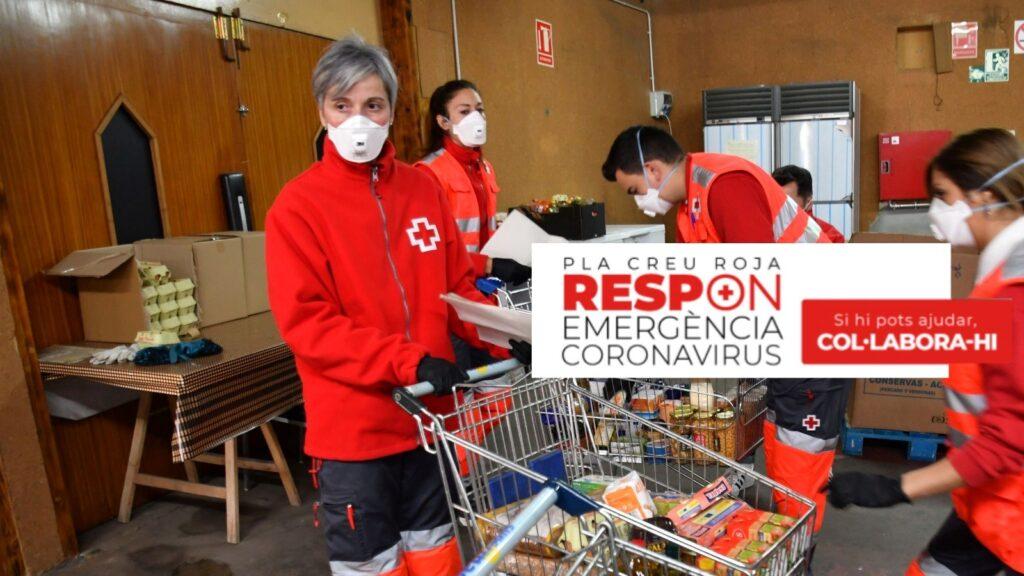 Comarca - La Bustia - Creu Roja
