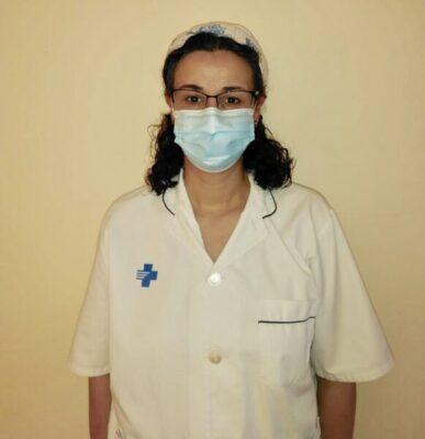 La Bustia Ana Belen Lopez infermera Atencio Primaria EAP Martorell Rural