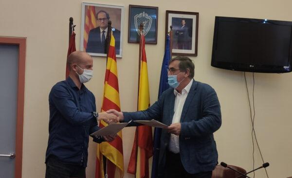 La Bustia Antonio Gonzalez Cs i Enric Carbonell PSC Sant Esteve