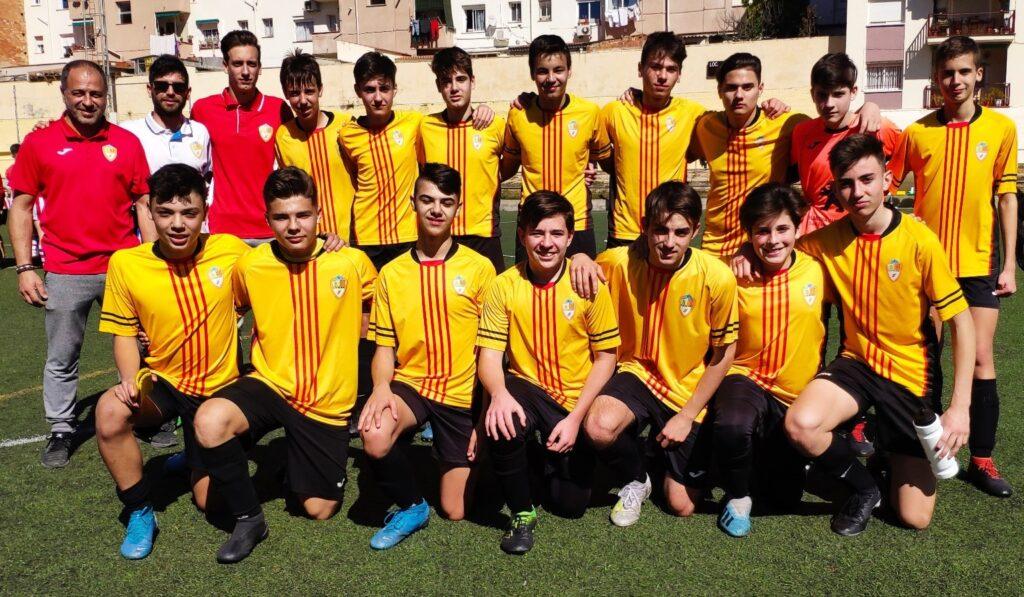 La Bustia Cadet B Sant Esteve FC