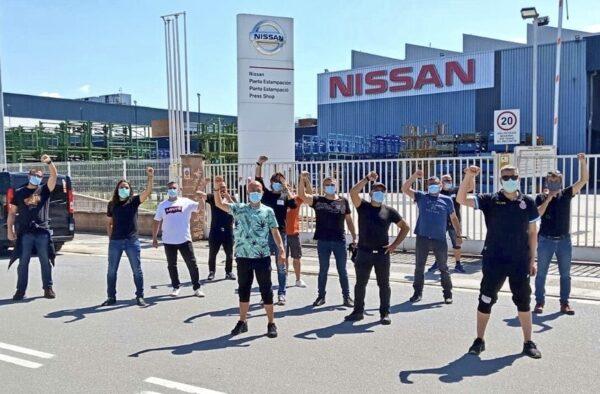 La Bustia Nissan ERC Fem Sant Andreu