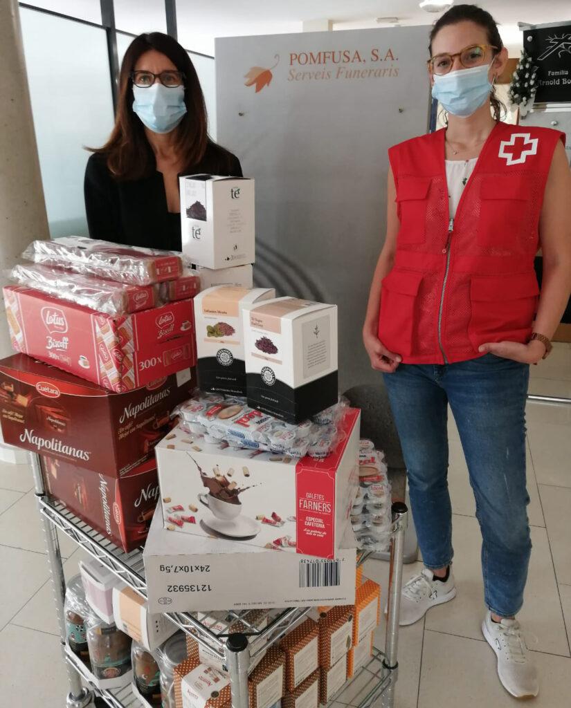 La Bustia Pomfusa Creu Roja BLLN Martorell
