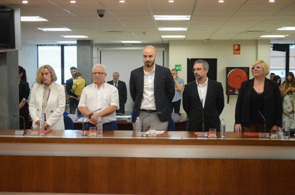 La Bustia constitucio Ajuntament Fem Sant Andreu