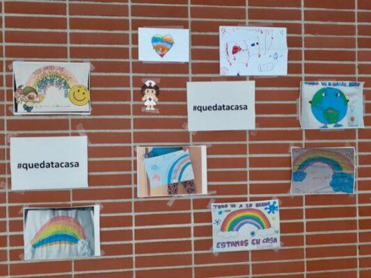 La Bustia dibuixos infants CAP Masquefa