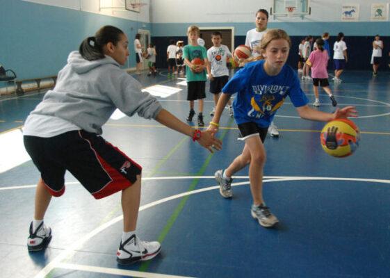 La Bustia escola esportiva estiu Olesa