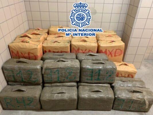 La Bustia narcotrafic droga Martorell