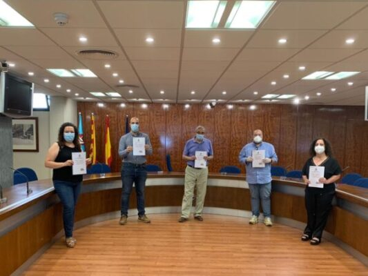 La Bustia pla de xoc Sant Andreu
