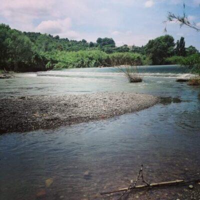 La Bustia riu Llobregat Olesa