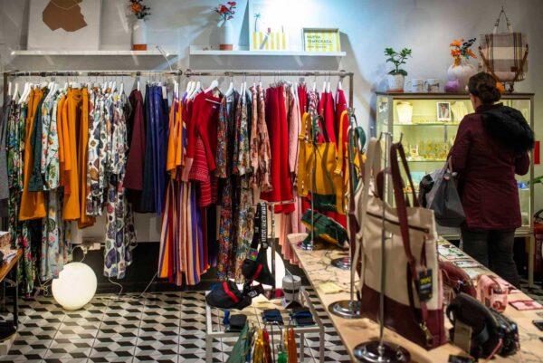 Sant Andreu - La Bustia - comerç local