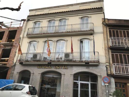 La Bustia Hotel Manel Martorell