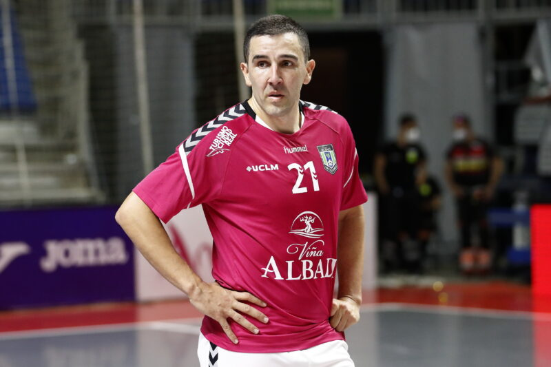 La Bustia Jose Ruiz subcampio lliga futbol sala