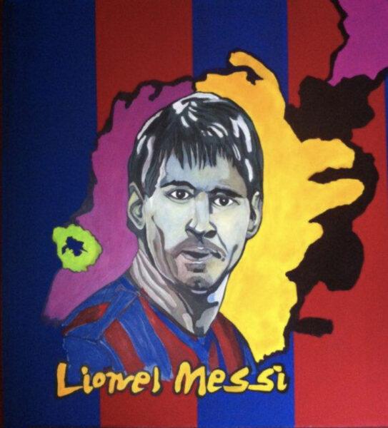 La Bustia Markus Messi Martorell