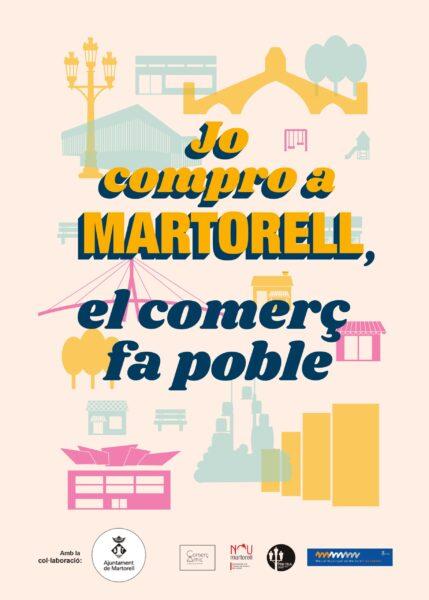 La Bustia campanya Jo compro a Martorell el comerc fa poble