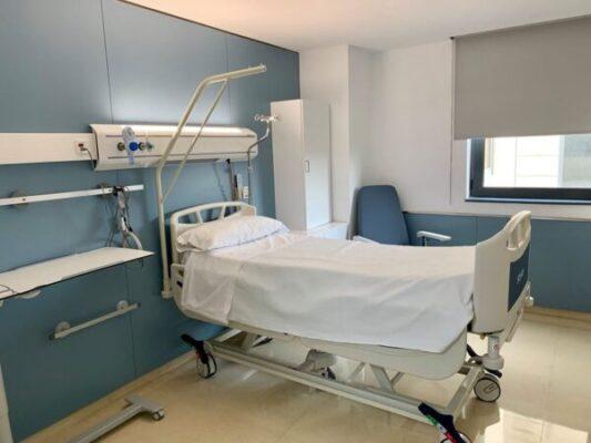 La Bustia cap ingressat coronavirus hospitals Martorell