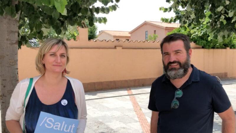 La Bustia consellera trobada alcalde Collbato