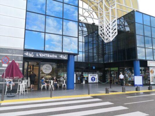 La Bustia entradeta Duch obertura centre comercial Abrera