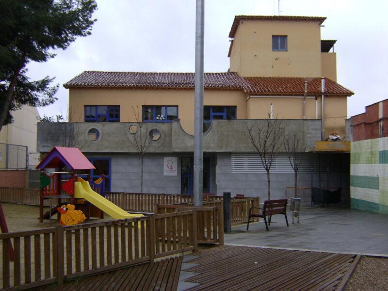La Bustia escola bressol Cucuruga Esparreguera