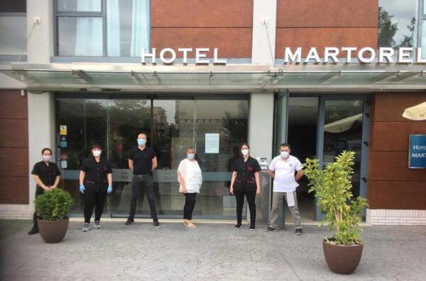 La Bustia personal Hotel Ciutat Martorell