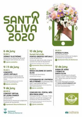La Bustia programa Santa Oliva Olesa