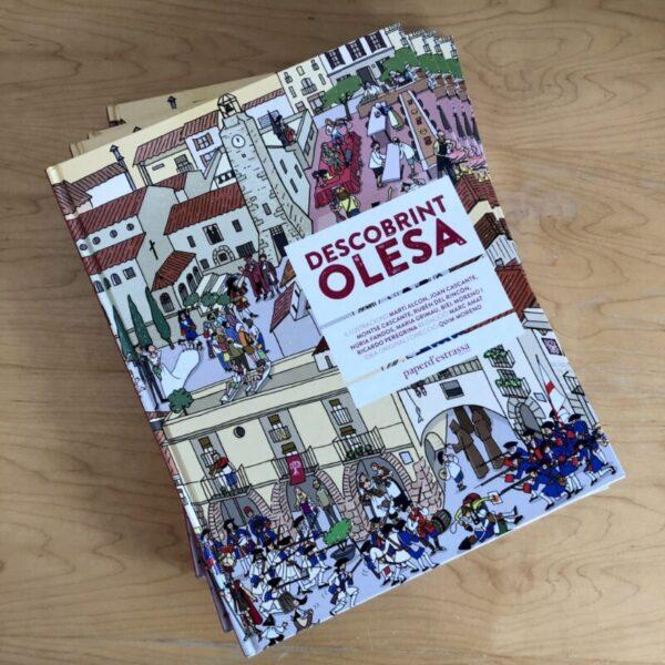 La Bustia Llibre Descobrint Olesa
