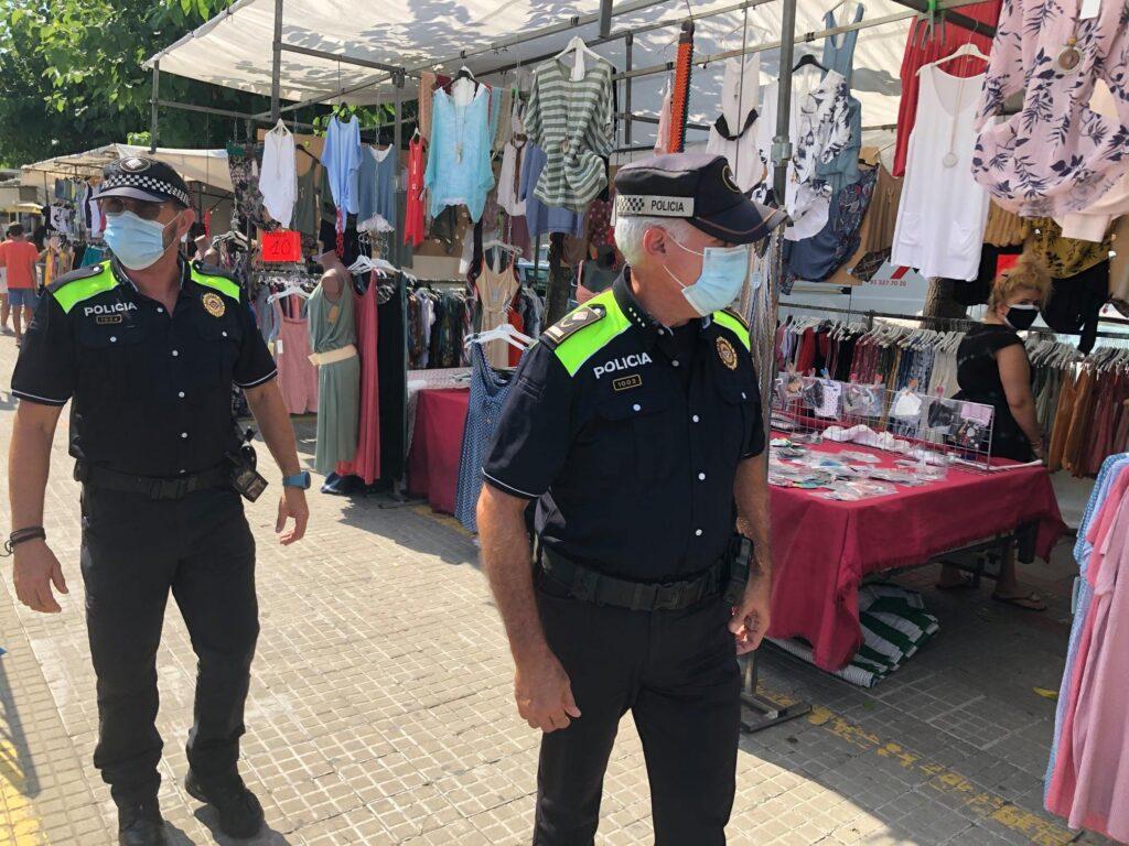 La Bustia Policia Local Sant Andreu