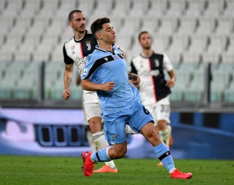 La Bustia Raul Moro debut Lazio Abrera