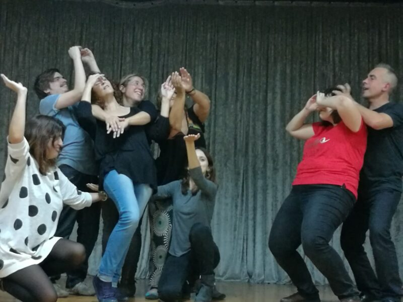 La Bustia aula de teatre Martorell