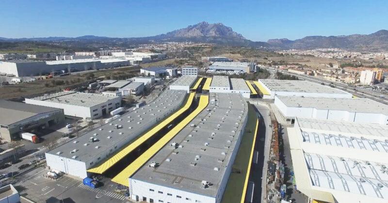 La Bustia compra parc logistic Sant Ermengol PIPS Abrera