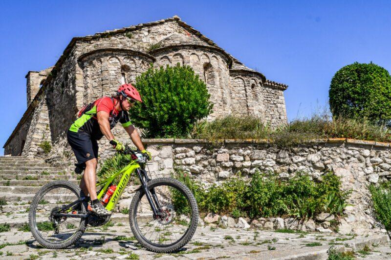 La Bustia e bike tour Anoia