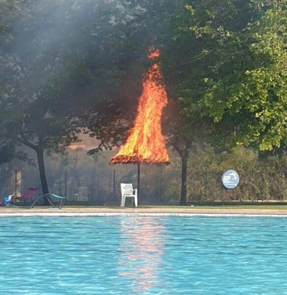 La Bustia incendi CIES Martorell