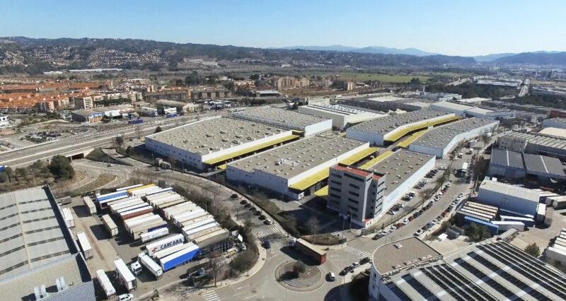 La Bustia parc logistic Sant Ermengol PIPS Abrera