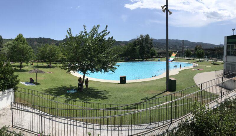 La Bustia piscina estiu 2020 Martorell