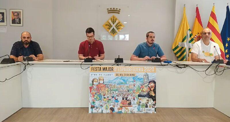 La Bustia presentacio festa major Esparreguera