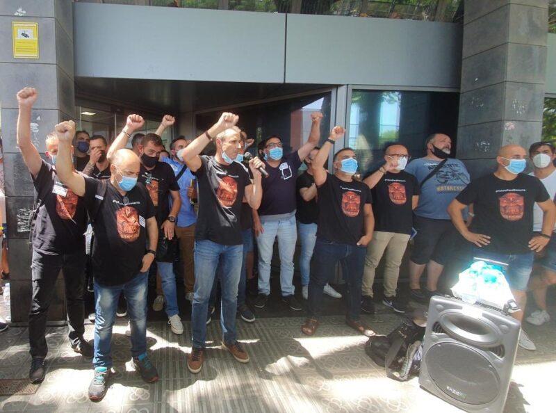 La Bustia sense acord Nissan Sant Andreu