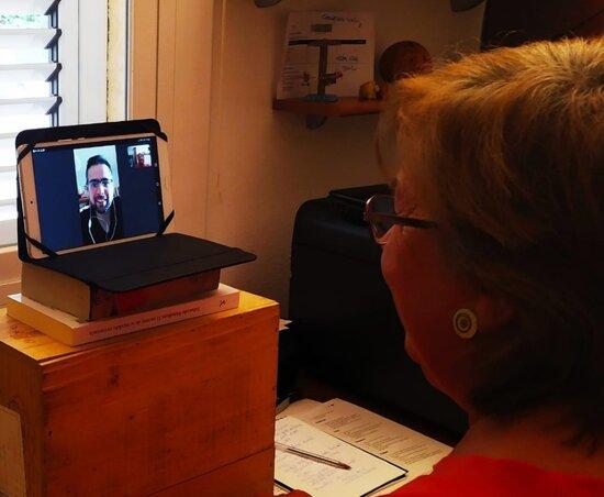 La Bustia voluntariat per la llengua virtual
