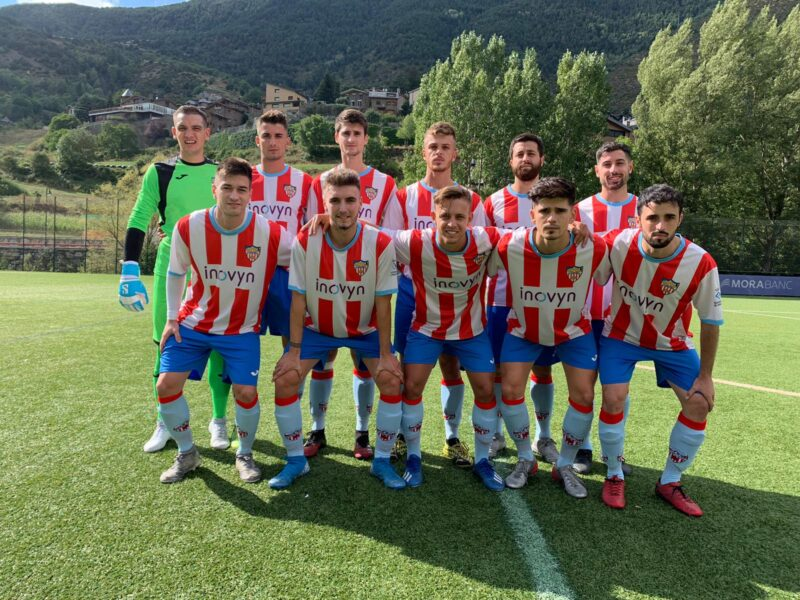 La Bustia CF Martorell Andorra