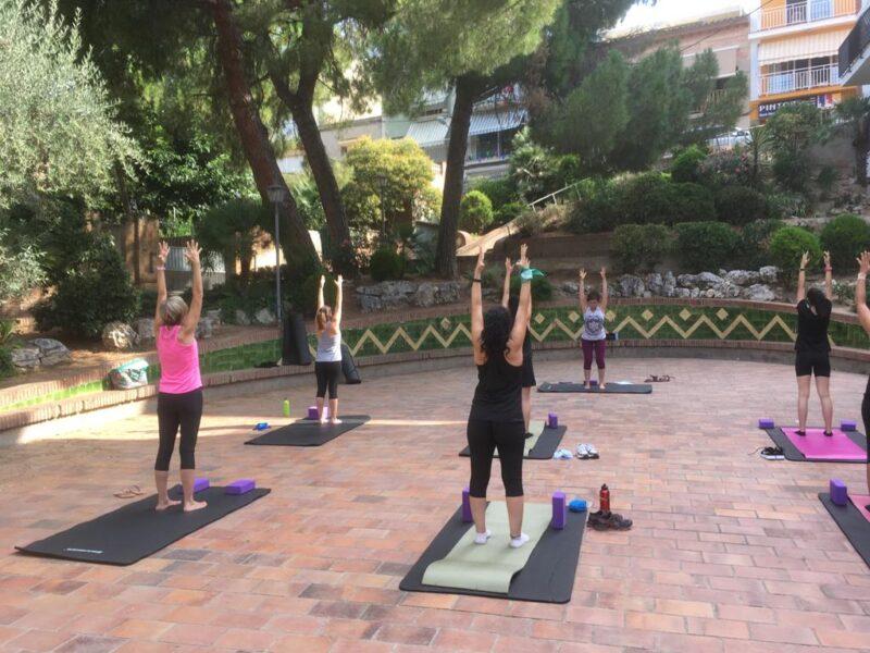 La Bustia FM Sant Esteve ioga