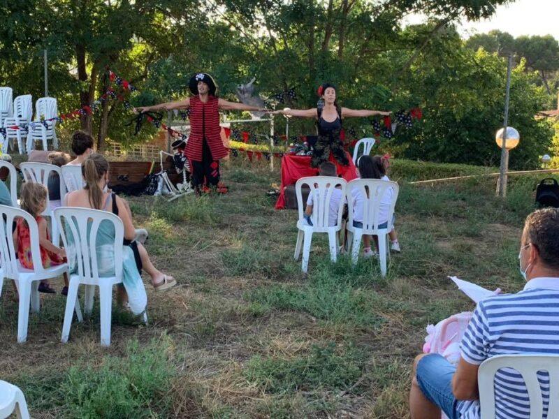 La Bustia Festa Major Sant Esteve espectacle infantil