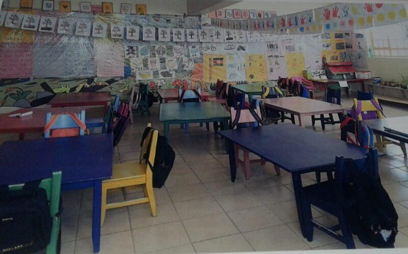 La Bustia escola Kenya Infantil
