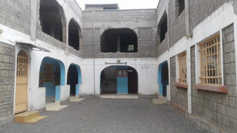La Bustia escola Kenya