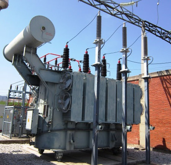 La Bustia subestio electrica Endesa Martorell